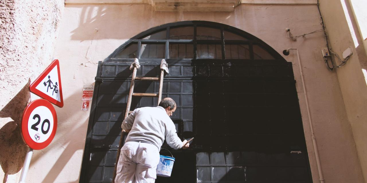 Pas på dit hus med en omgang ny og frisk maling