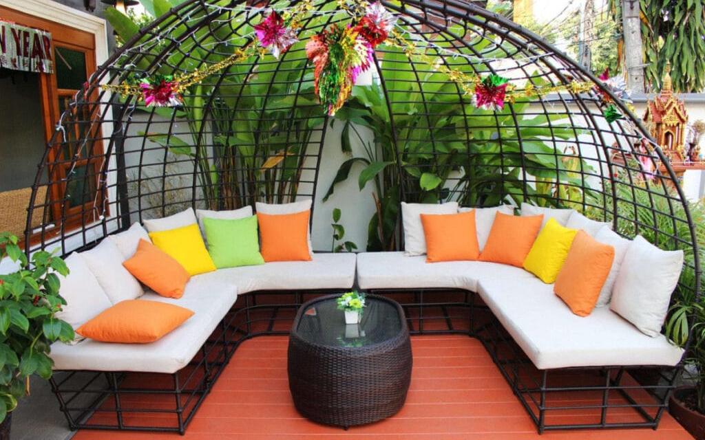 Gør din terrasse til dit yndlingssted