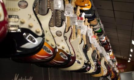 Sådan finder du den rigtige guitar