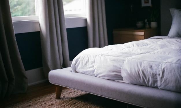 Sådan sover du bedre om natten