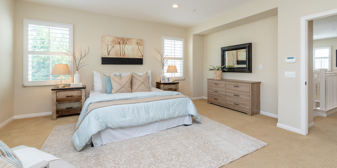 Gør soveværelset til dit nye yndlingssted med en king size seng
